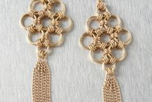 Chains (no whips) / chain maille designs
