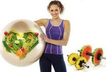 Fitness dijeta / Smanjite kilograme uz pomoć zdrave hrane, zdravih recepata i pomoću najboljih dijeta. Bavite se sportom i vežbama koje mi preporučujemo.