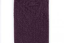 """""""Microfibre Chenille"""" / Saídas de Banho e Tapetes de Banho em Microfibra Chenille"""