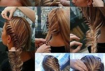 stuff I want to do to my hair / by Michelle R