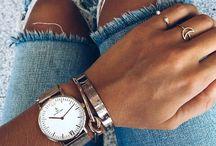 Klokker smykker