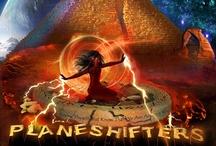 My Sci Fi & Fantasy Book Designs