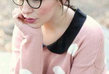 x glasses x