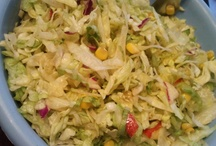 Salads / by Dodie Presley