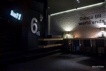 Room 6 cafe bar / Interior design