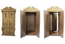 armoire secrète