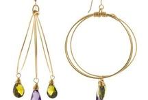Earrings - Susan Hanover Designs