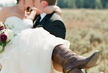 Western Wedding / by Cowboy Outfitters