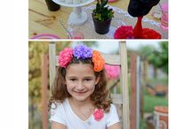 Party Ideas / Party ideas for seasonal parties and 50th birthday parties.