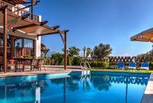 Holiday villas in Matala