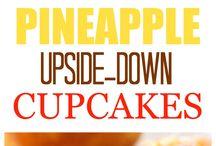 Pineapple upside downcake