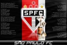São Paulo FC / by Cesar Glomb