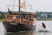 Travel: Pirate Princess Myrtle Trip