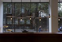 Lighting - Restaurants and Bars