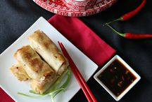 A Chinese New Year Feast / Scrumptious ideas for Chinese New Year