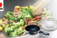 Easy meals for busy people / Having a nice evening meal ready on the table day after day is not something easy. Now with tips from Beka Cookware, you'll be able to effortlessly serve easy and healthy recipes every night!