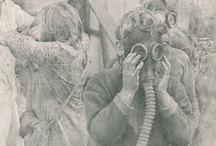 Yuri Yudaev - Drawings 1977-1989