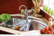 Kitchen ideas / Design ideas for a small kitchen
