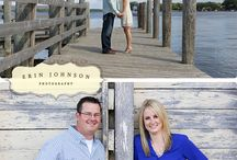 Summer Engagement Photos by Erin Johnson Photography