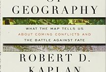 Geopolitics / ge·o·pol·i·tics pronounce: ˌjēōˈpälədiks/ defined: politics, especially international relations, as influenced by geographical factors.  Favorite books and articles on this topic. A great primer which explains why the world is the way it is.