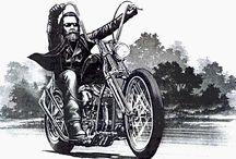 Harley Davidson ♥ / by Beverly Daniel