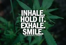 Funny quotes / Weed quotes