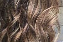 Kumral saçlar