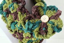 GLI INTRECCI DI MARY / Artista di bijoux e tutto ciò che riguarda il Crochet