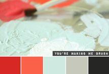 Color Palettes ~