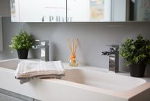 C.P. Hart Guildford Showroom / The Guildford showroom is one of C.P. Hart's largest branches, and is home to an extensive range of classic and contemporary bathrooms, including room sets from several new suppliers.