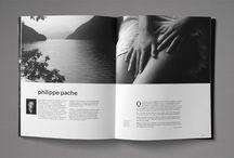 LAYOUT // Portfolio / Mise en page - Tendances - Moodboard Graphique