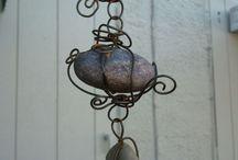 Kivi ja metallilanka