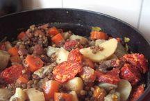 recette à base de légumes