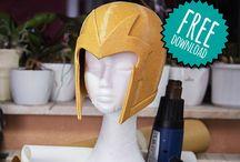 Mask, Helmet