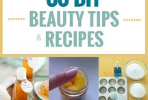 Beauty tips / Beauty tips / by Sharon Wilson
