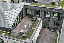 Rooftop interier