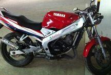 thai 2stroke motorbike