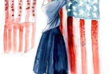 America / by Suzanne Marie