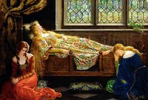 Pre-raphaelite and Other Awesome Art