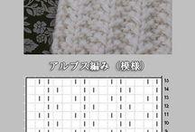 編物パターン