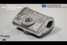 Prysmian Bicon Cable Cleats