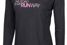 Project RUNaways! / These are some of my favorite things for running! / by Jill Walters