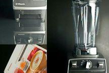 Vitamix / Vitamix and high powered blender goodness and inspiration