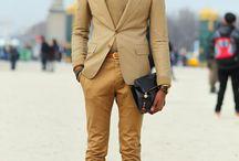 Men's fashion / by Kara Davis