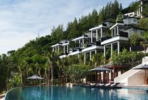 Awesome Hotel Pools / The best luxury hotel pools