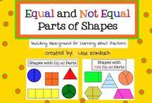 School - Math - Fractions