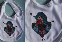 MIAUK MY DIY FOR CHILDREN AND BABIES / www.miauk.cz Ručně malované oblečení pro děti a miminka diy, baby, children, clothes, handmade,newborn
