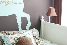 Emma's room makeover / by Kate MacKintosh