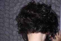 Sal's grey hair style