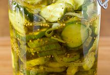 Relishes/pickles/chutney
